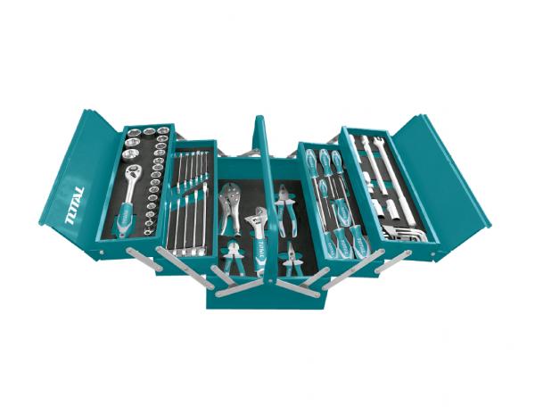 Caja de herramientas completa THTCS12591